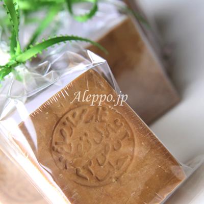 石鹸 アレッポ の