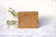 Aleppo soap normal type, 200g Olive oil 90 and Bay 10