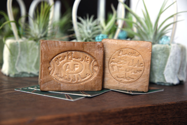 Aleppo Soap - olive oil and laurel oil soap
